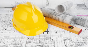 Construction plans and equipment